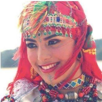 Imazighen Woman