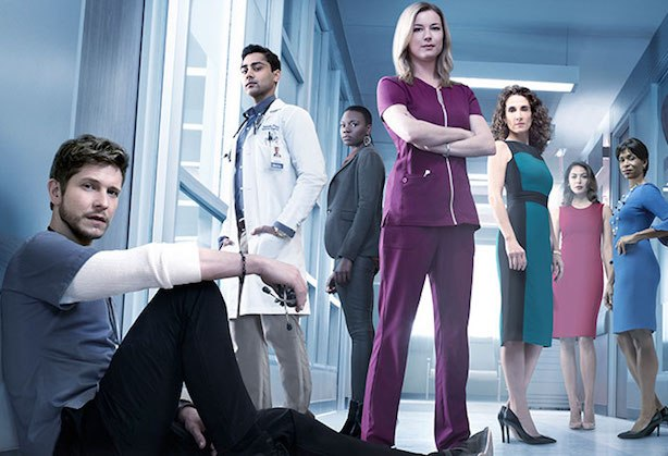 The resident cast